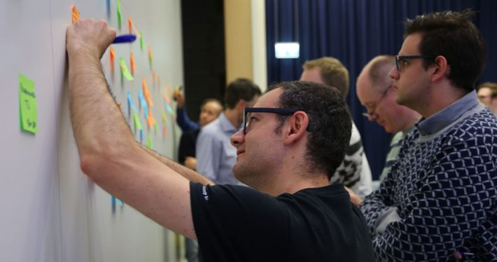 Collaborative workshop at EBU DevCon 2016